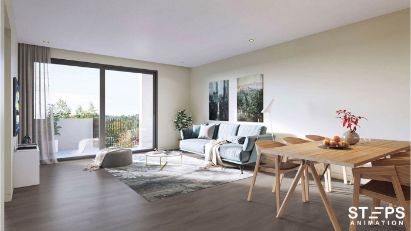 interior design rendering services StepsAnimation